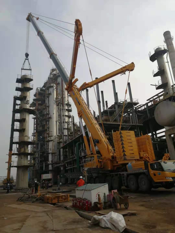 炼油厂大检修